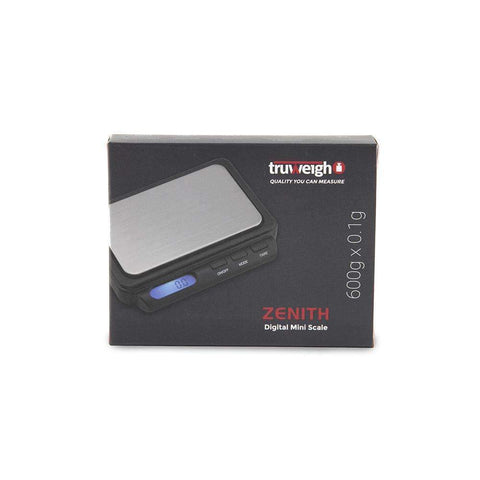 Truweigh Zenith Scale - 600g x 0.1g - Black
