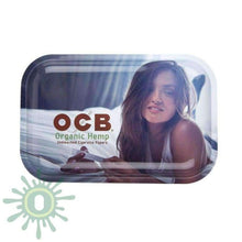 Load image into Gallery viewer, Ocb Rolling Tray Organic Hemp Large Trays