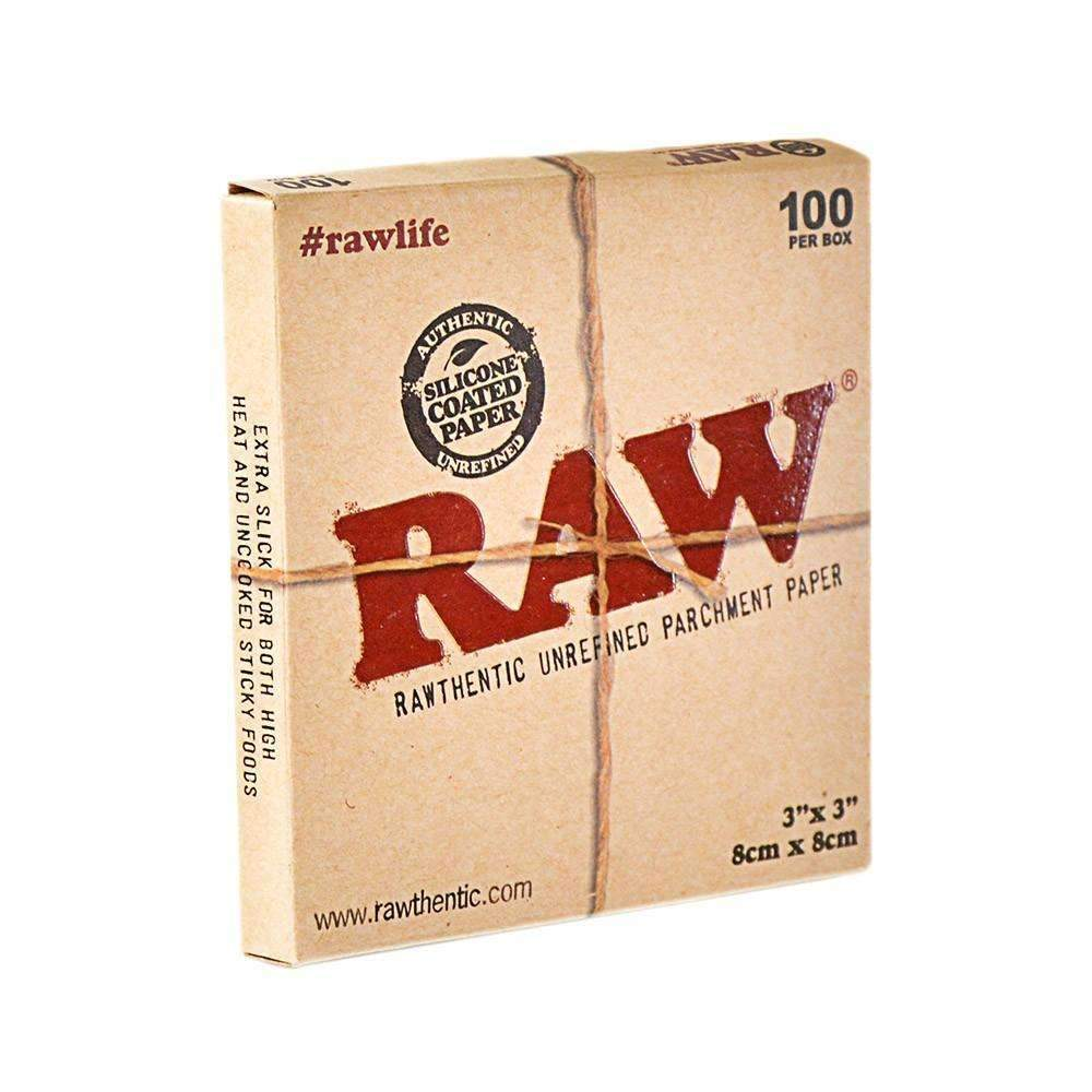RAW Parchment Paper 3' x 3' - 100ct
