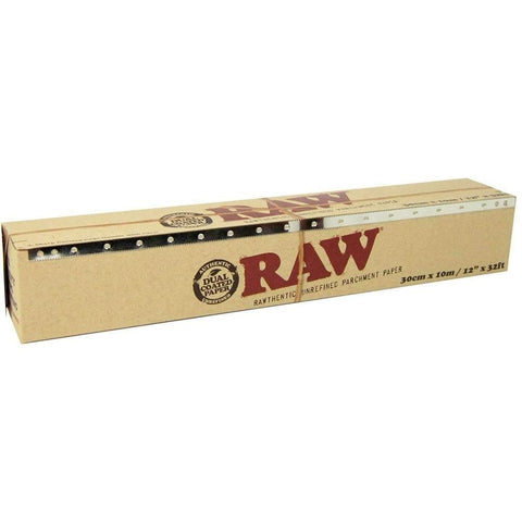 Raw Parchment Paper 12' x 32' - 6ct