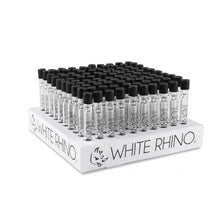 Load image into Gallery viewer, White Rhino Glass Chillum - 100Ct Smoke Accessories
