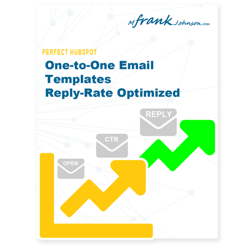 [eBook] Perfecting HubSpot: One-to-One Email Templates