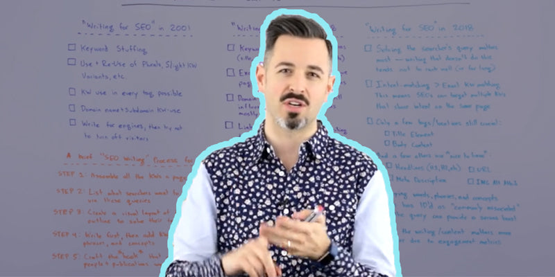 Rand Fishkin, Former Wizard of Moz