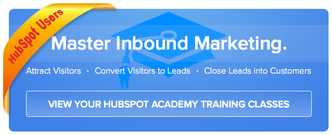 HubSpot Contractor - HubSpot Academy Inbound Marketing Certification