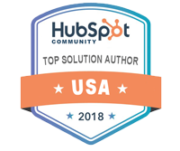 2018 Top Solution Author Award - M. Frank Johnson