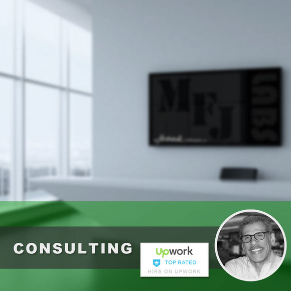 1 Hour Consulting • Upwork Exclusive