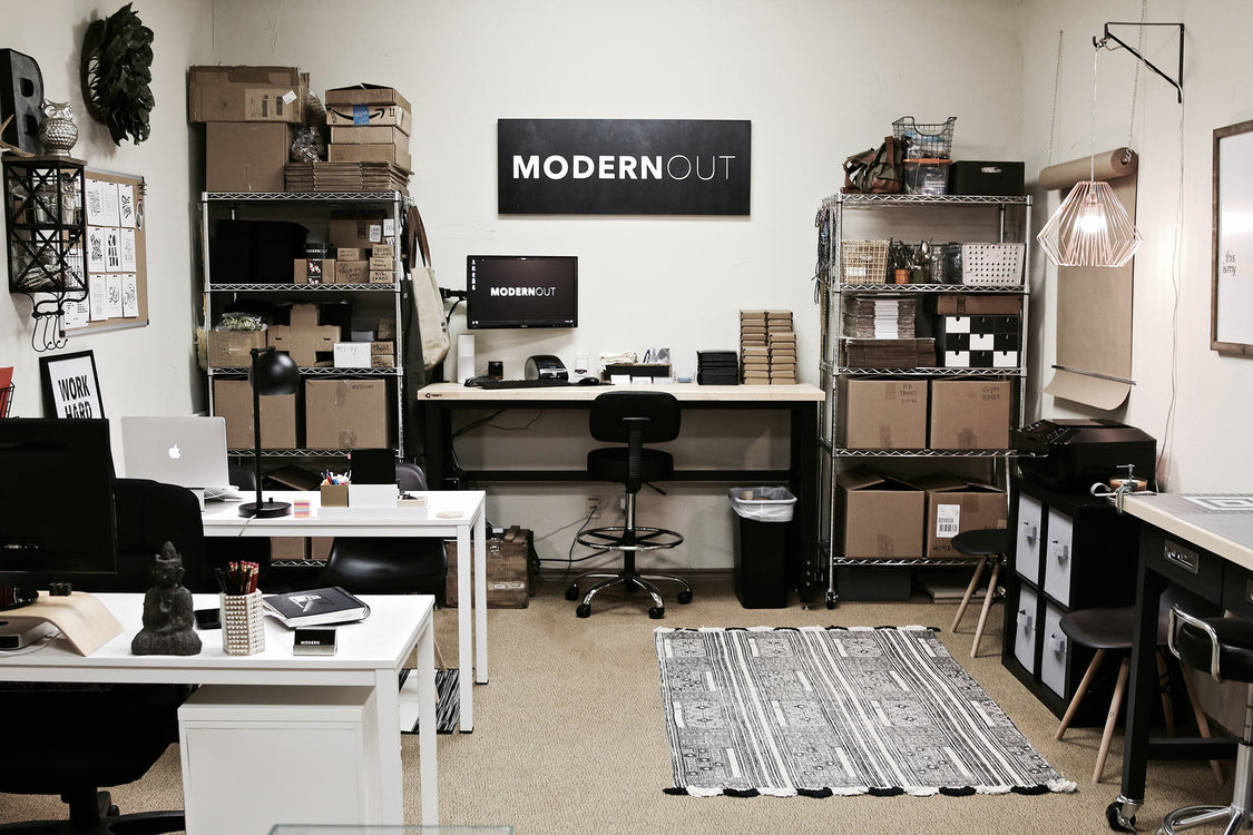 Modern Out Headquarters Tour
