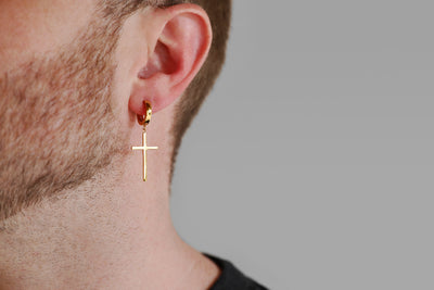 NEW: MEN'S EARRINGS