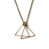 brass-triangle-double-pendant-necklace