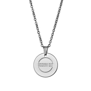 Signature Necklace - Silver