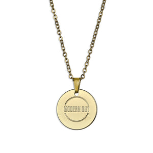 Signature Necklace - Gold