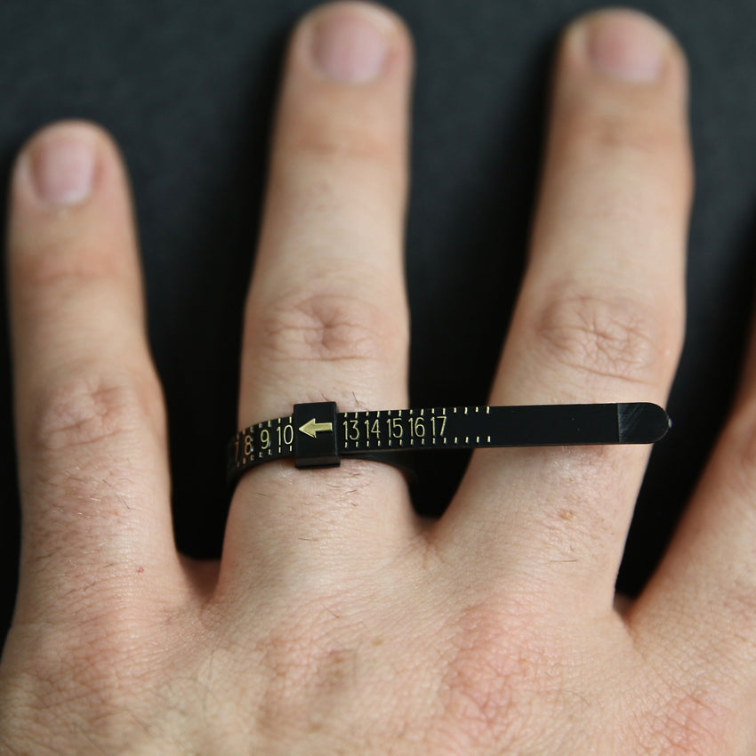 Finger Ring Sizer