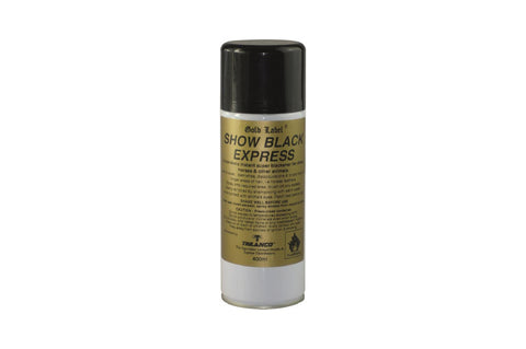 Gold Label Show Black Express 400ml