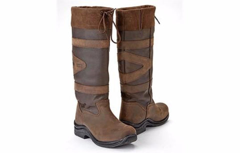 Toggi Canyon Country Riding Boots