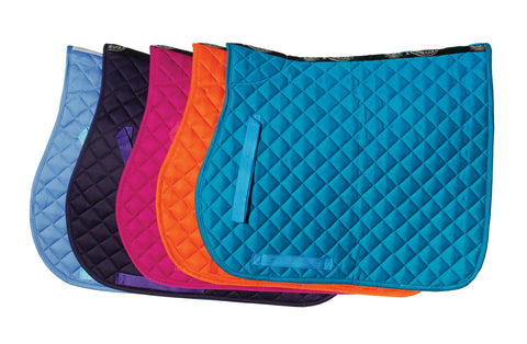 Rhinegold Quilted Saddle Cloth