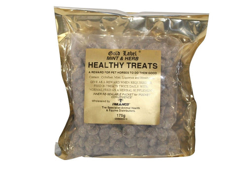 Gold Label Healthy Horse Treats