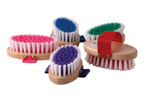 Harlequin Junior Body Brush