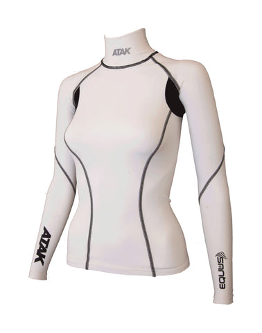 Atak Equus Compression Shirt - Junior
