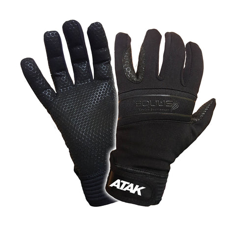 Atak Equus Equestrian Riding Gloves - Junior