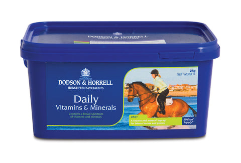 Dodson & Horrell Daily Vitamins & Minerals 2KG