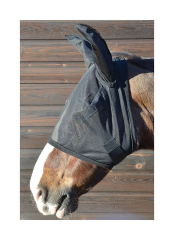 Hy Fly Mask with Ears