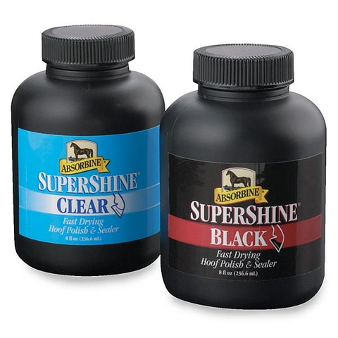 Absorbine Supershine Hoof Polish 237ml