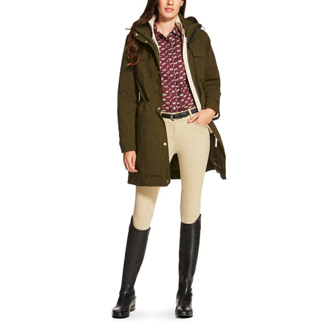 Ariat Ladies Commuter H2O Parka