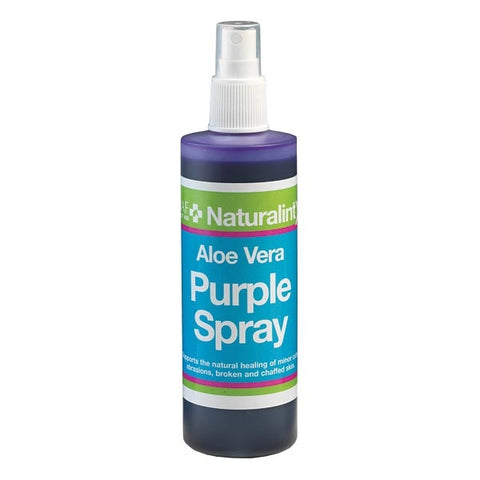 NAF NaturalintX Aloe Vera Purple Spray 240ml