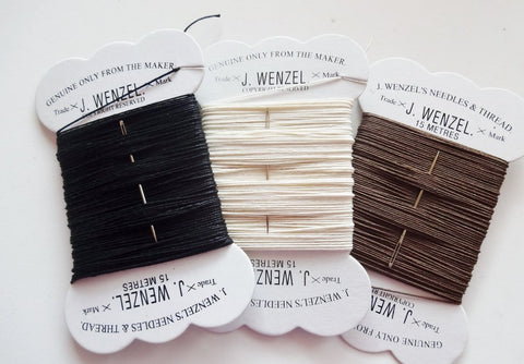 Lincoln Plaiting Thread Wenzel