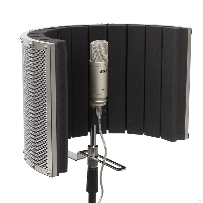 Large Diaphragm USB Studio Condenser Microphone