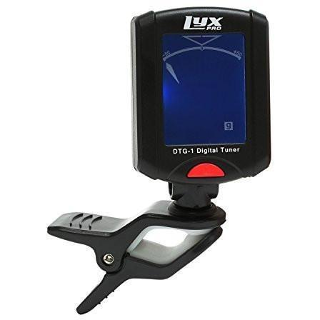 LyxPro DTG-1 Digital Mini Clip-on Instrument guitar Tuner