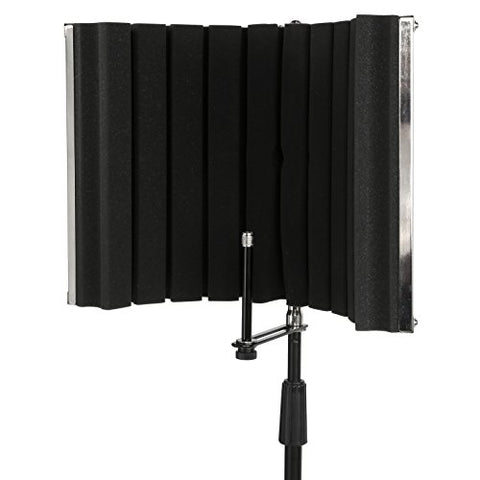 LyxPro Portable & Foldable Sound Absorbing Vocal Recording Panel