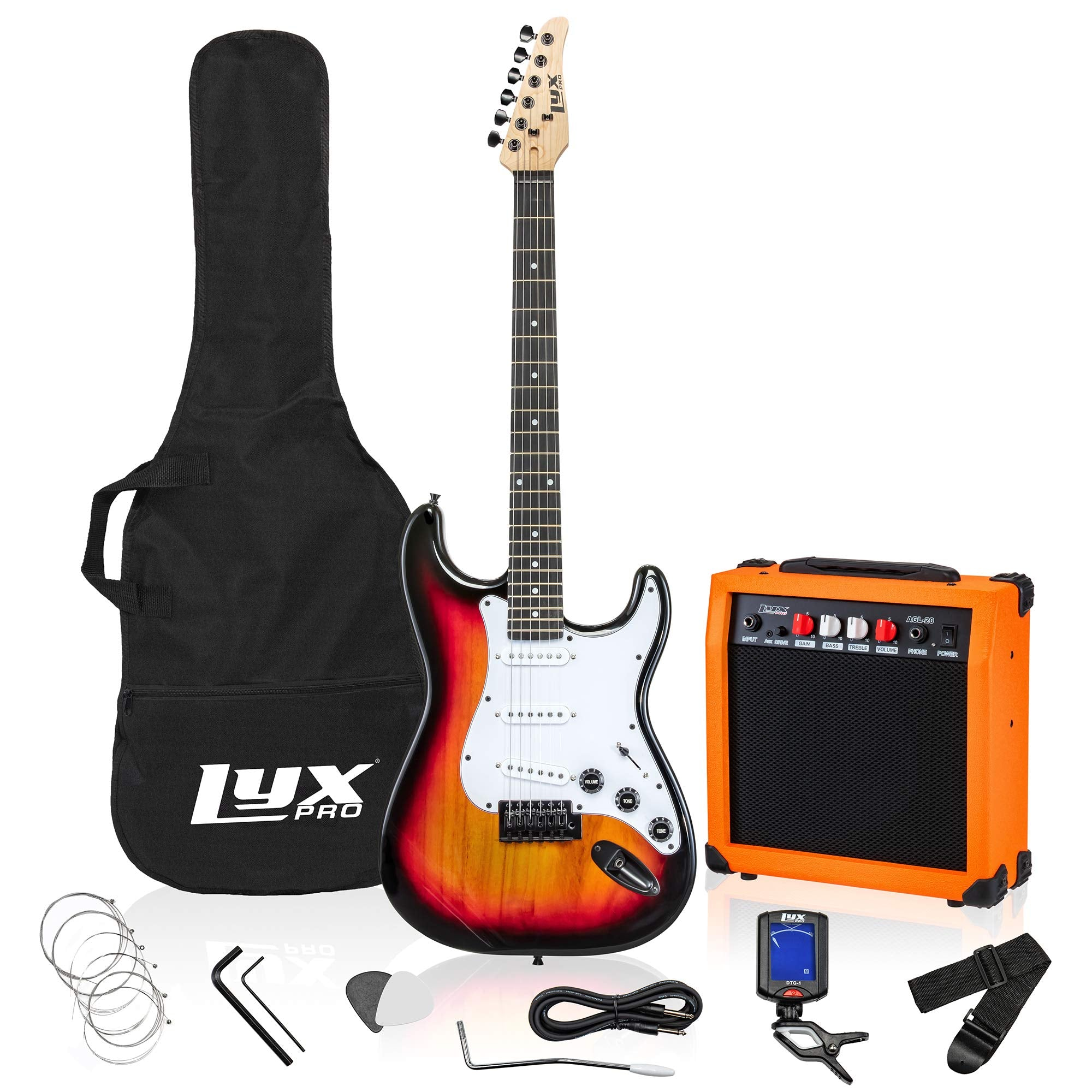 Electric guitar prices