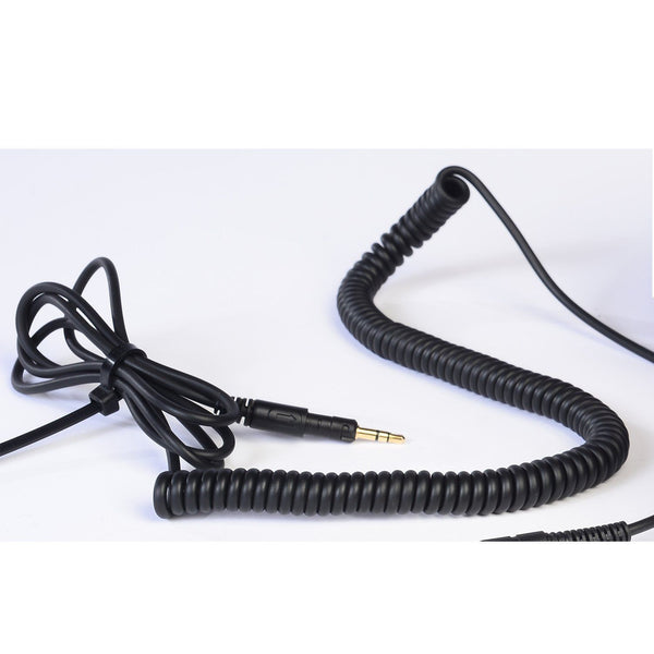 Replacement Cable For Lyxpro Has-30 Headphones - Coiled