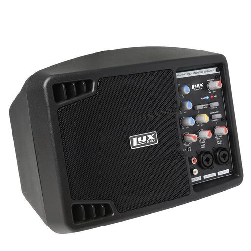 SPA-5.5 Compact PA Speaker Monitor Class-D Amplifier with Multiple Inputs and Mixer Section