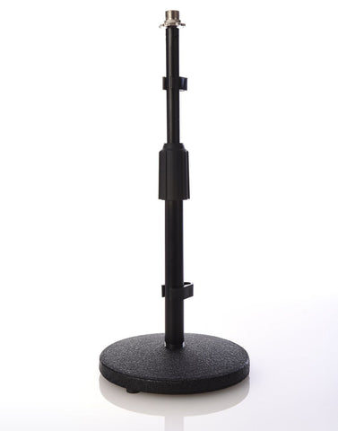 Adjustable Height Microphone Desk Stand
