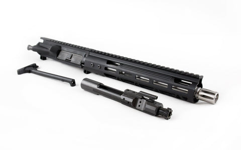 "300 Blackout Pistol Upper (10.5"" SS Barrel & M-Lok Handguard) AR 15 Complete Pistol Upper - 300-BlackoutUpper.com"
