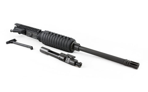 "300 Blackout Upper (16"" Barrel, Carbine-Length, A2 Handguard) AR 15 Complete Rifle Upper - 300-BlackoutUpper.com"