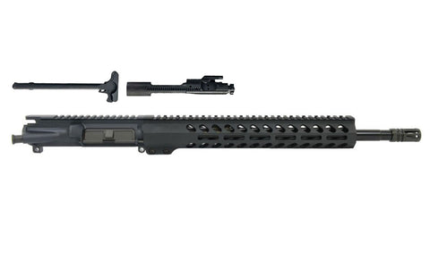 "16"" 300 AAC BLACKOUT PISTOL LENGTH 1/8 NITRIDE 13.5"" LIGHTWEIGHT M-LOK COMPLETE UPPER"