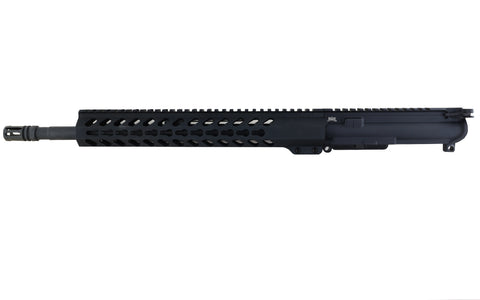 "300 Blackout Upper (16"" Barrel & Keymod Handguard) AR 15 Upper Assembly - 300-BlackoutUpper.com"