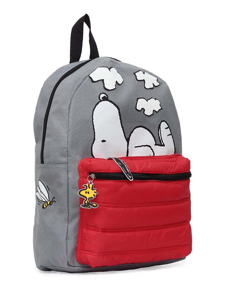 70bf6de530 Peanuts Snoopy on Doghouse Backpack  Peanuts Snoopy on Doghouse Backpack