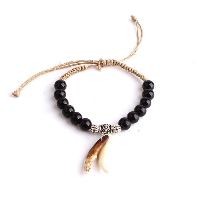 Wolf Tooth Bracelet