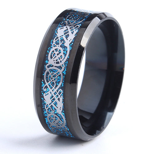 Feature Deal: Black Dragon Ring