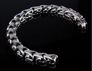 Dragon Scale Bracelet