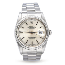 1989 Rolex Datejust Watch Ref 16220 Men's