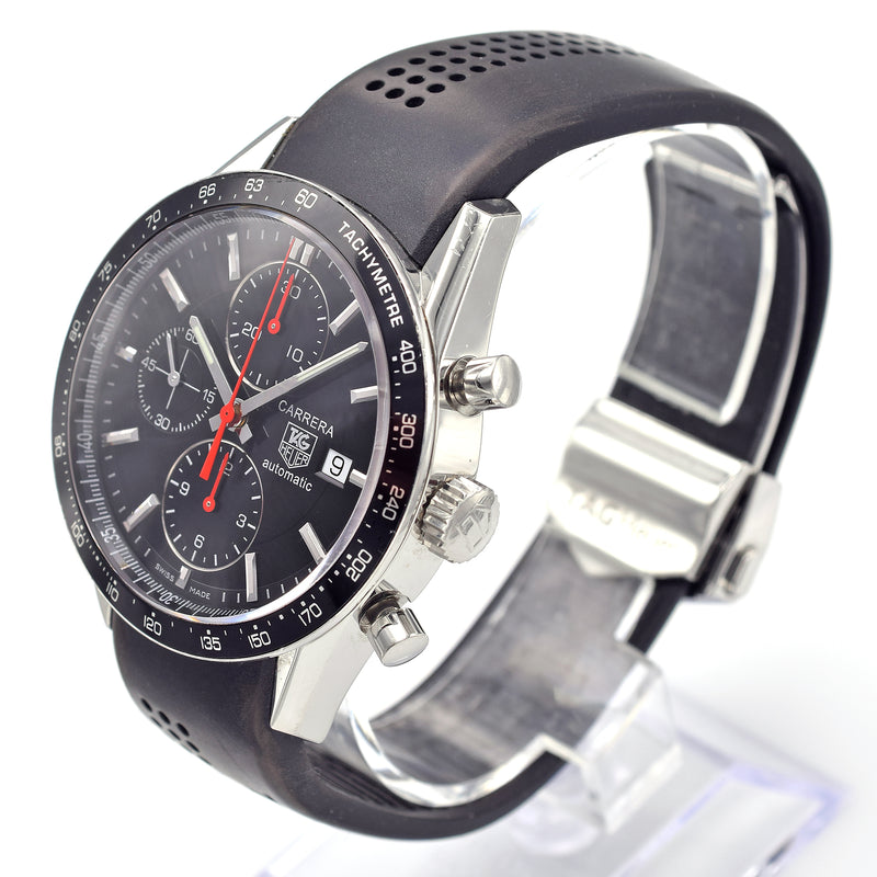 TAG Heuer Carrera Automatic Chronograph Men's Date Watch Ref. CV2014-1