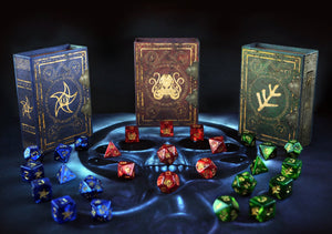Elder Dice are Now Available on the Online Store!