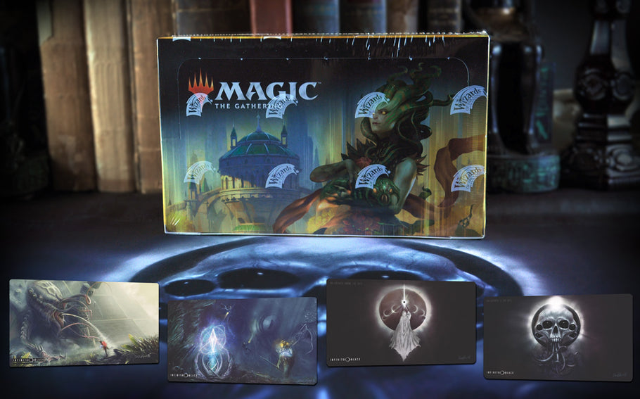 Magic: The Gathering - Guilds of Ravnica Booster Box Giveaway