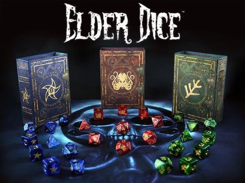 The Elder Dice Preorders are Open!