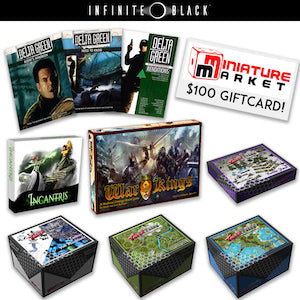 Announcing the $500 Tabletop Gaming Giveaway